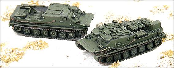 BTR 50 Tracked APC (5/pk) - W21