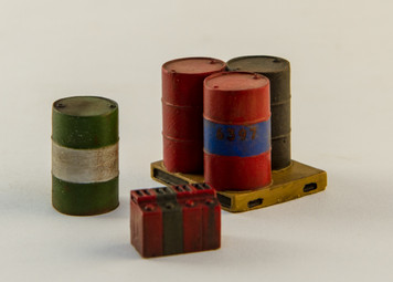 28mm Fuel Cans/Drums - 28MSCE002