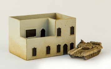 Middle Eastern Residence  (Resin) - 285MEV076