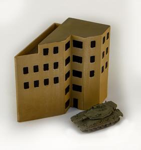 Middle Eastern Building  (Resin) - 285MEV077