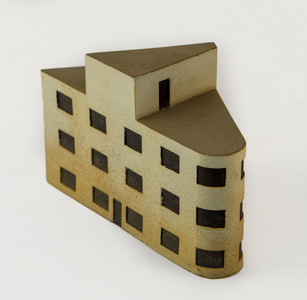Middle Eastern Building  (Resin) - 285MEV078