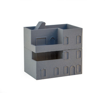 Middle Eastern Building  (Resin) - 285MEV081-1