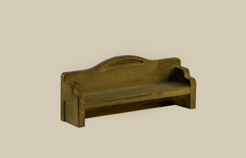 28mm Bus Stop Bench / Park Bench - 28MSCE006