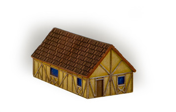 One story country home (Resin) - 285TAV010