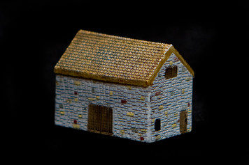 Stone Barn (Resin) - 285TAV002