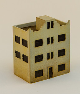 Middle Eastern Building  (Resin) - 285MEV088