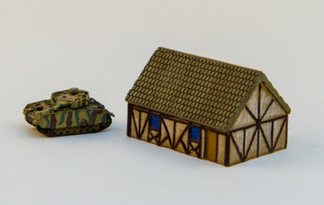 One story country home (Resin) - 285MEV092