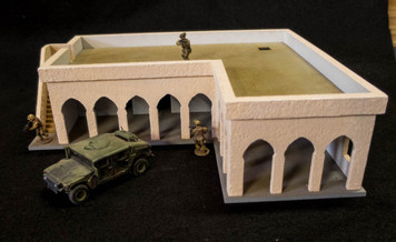 20mm Middle East Building (MDF) - 20MMDF170