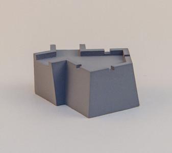 Vauban Fortress Wall - Corner - 285VAB001