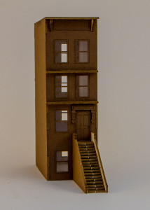 15mm Brownstone - 15MCSS403