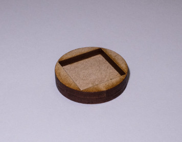 20mm x 20mm Conversion Base