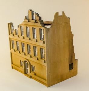 28mm European Building - 28MMDF501