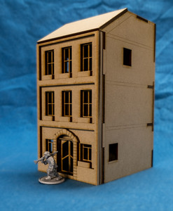 28mm European Building - 28MMDF513