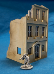 28mm European Building - 28MMDF514
