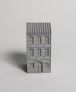 6mm European City Building - 285MEV0140