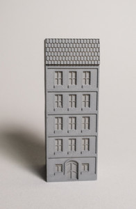 6mm European City Building - 285MEV0141