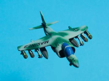 AV8B Harrier - USMC Jump Jet (1/pk) - AC31
