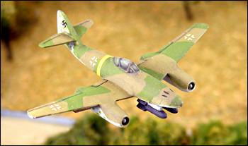 Messerschmitt Me262 - AC91