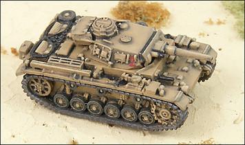 Panzer III F/G - G4
