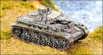 Panzer IV D - G5