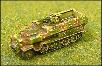 SdKfz 251/C 1 & 10 - G99