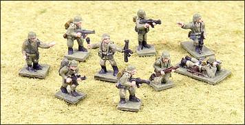 Late War Individual Infantrymen - G541