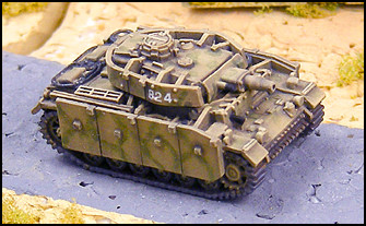 Panzer III N with Sideskirts - G561