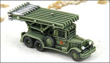 Zis-6 w/BM-13 Katyusha - R71