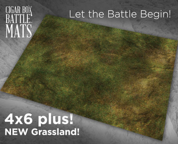 Battle Mat - Grassland