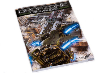 Dropzone Commander Core Rulebook Version 1.1