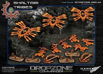 Dropzone Commander: Shaltari Plastic Starter Army