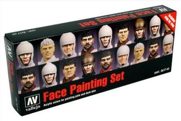 Model Color Set: Faces Set Jaume Ortiz (8)
