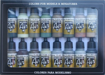 Model Air Set: WWII Allied (16)