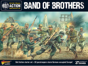 Bolt Action: Bolt Action 2 Starter- Band of Brothers