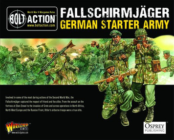 Bolt Action: Fallschirmjager Starter Army