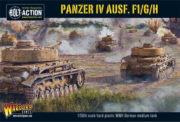 Bolt Action: German Panzer IV Ausf. H