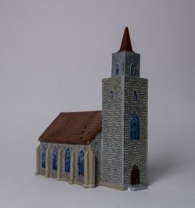 6mm Country Church (Resin) - 285MEV147