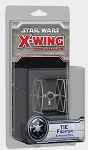 Star Wars X-Wing Miniatures Game: TIE Fighter Expansion Pack