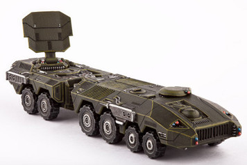 Dropzone Commander: UCM Kodiak Command Vehicle