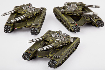 Dropzone Commander: UCM Katana Light Tank