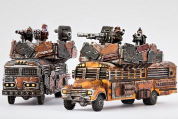 Dropzone Commander: Resistance Battlebus