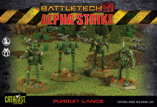 BattleTech: Pursuit Lance Pack