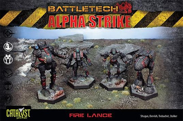 BattleTech: Fire Lance Pack