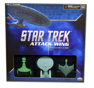 Star Trek Attack Wing: Miniatures Game Starter Set