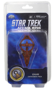 Star Trek Attack Wing: Wave 05 Vulcan D-Kyr Expansion Pack