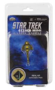 Star Trek Attack Wing: Wave 13 Cardassian Union Reklar Expansion Pack