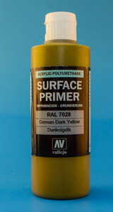 Vallejo: German Dark Yellow RAL 7028 (200ml)