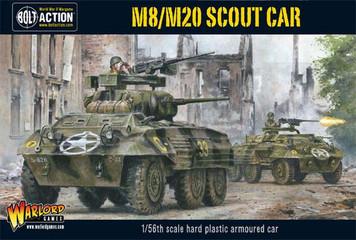 Bolt Action: M8/M20 Scout Car