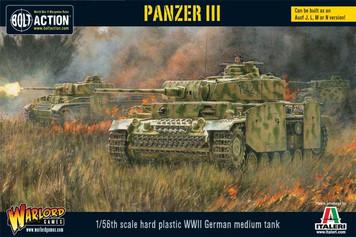 Bolt Action: Panzer III