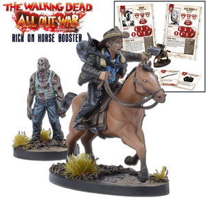 The Walking Dead: All Out War, Rick on Horse Booster Expansion